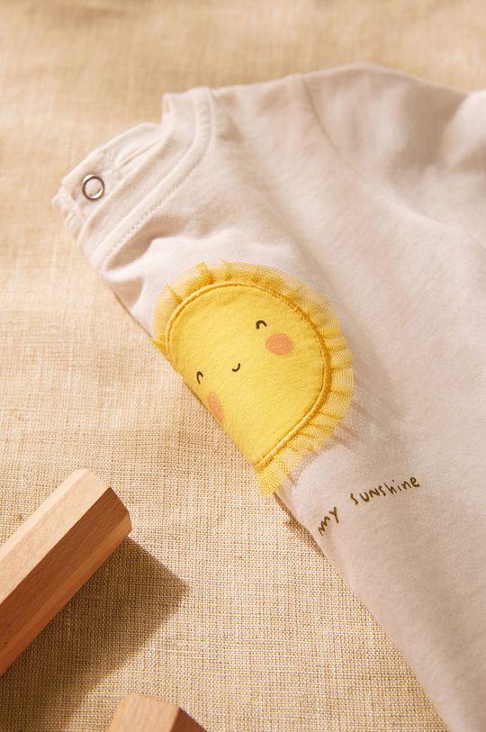 Mango Kids - T-shirt dziecięcy Solet 80-104 cm Dziewczęcy