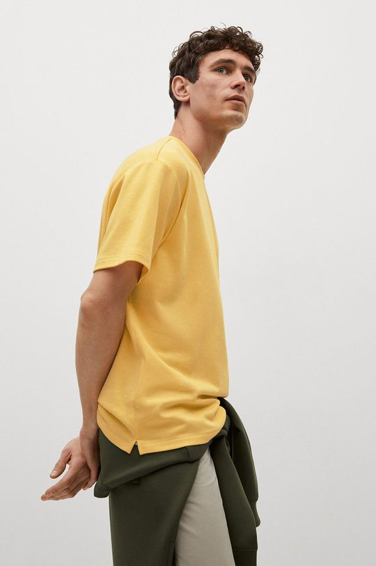 žlutá Mango Man - Tričko KIMI