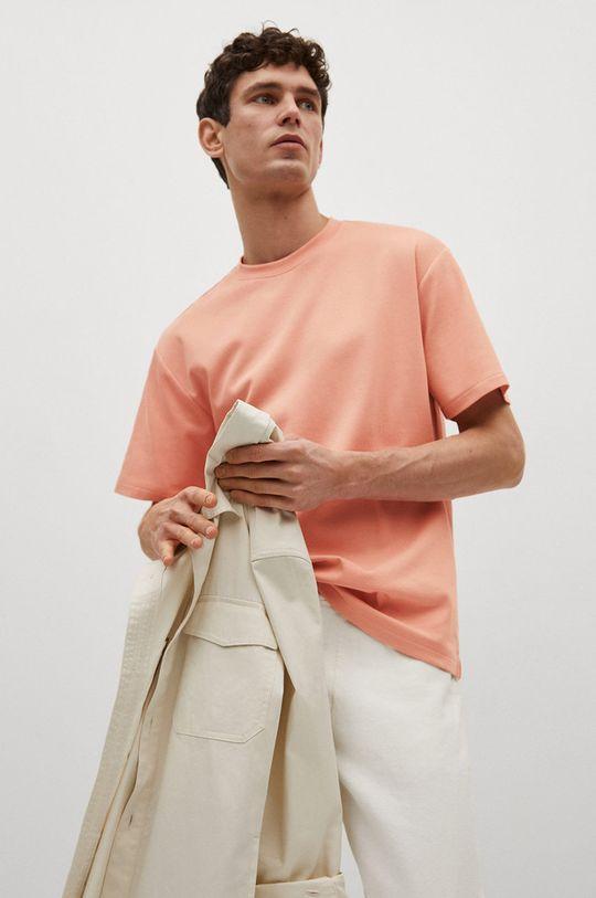 ružová Mango Man - Tričko KIMI