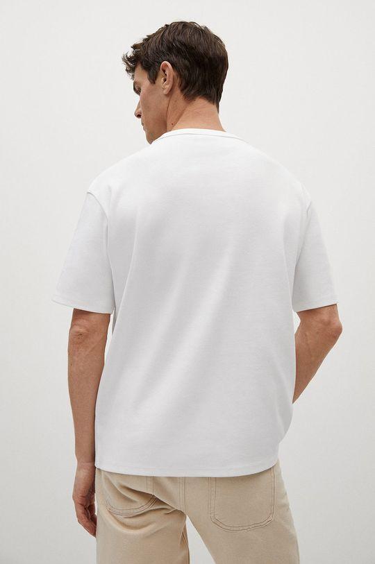 Mango Man - T-shirt Fede 100 % Bawełna