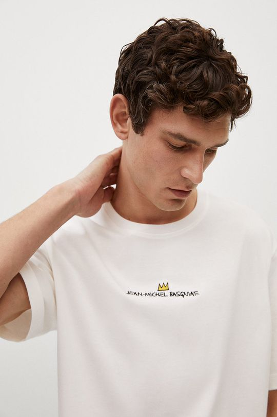 Mango Man - T-shirt Basquiat