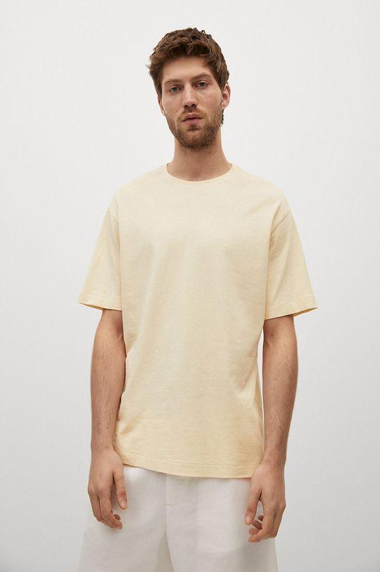 žlutá Mango Man - Tričko CIRCO Pánský
