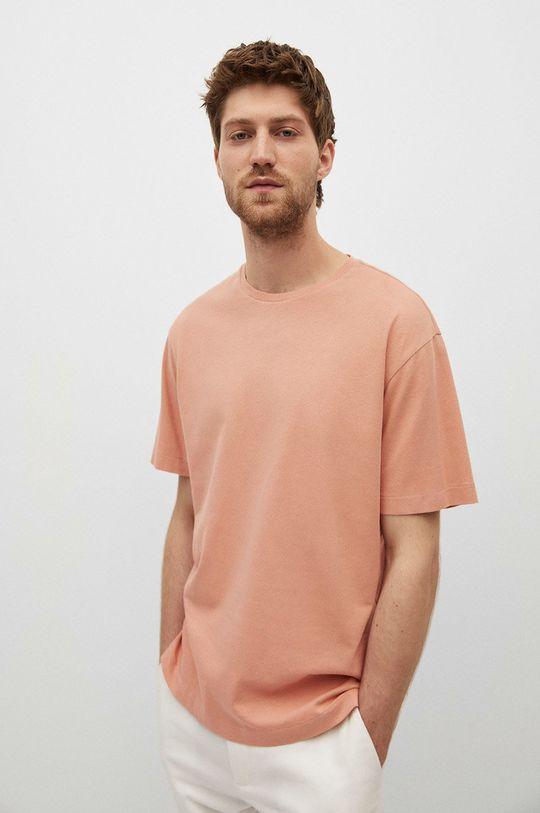 růžová Mango Man - Tričko CIRCO Pánský