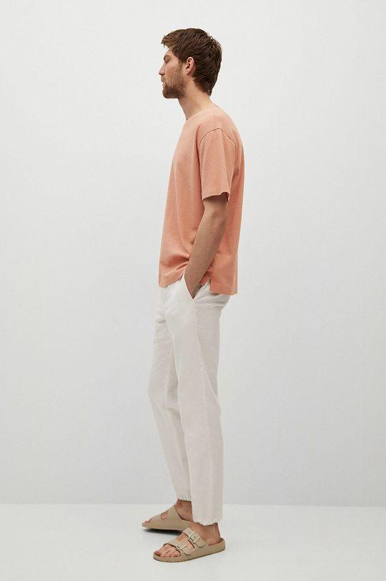 růžová Mango Man - Tričko CIRCO