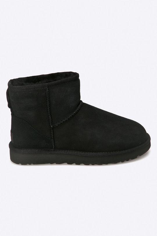 negru UGG - Pantofi Classic Her/Mini II De femei