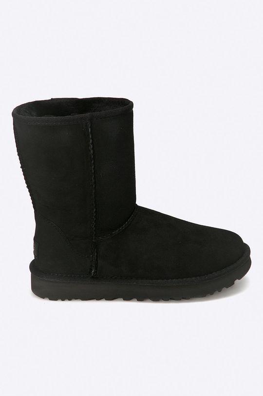 negru UGG - Pantofi Classic Short II De femei