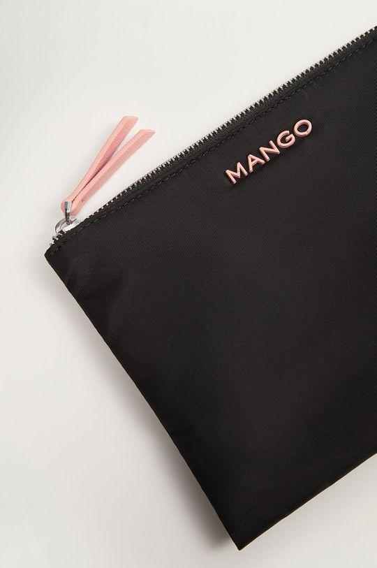 Mango - Portfard Tomas negru