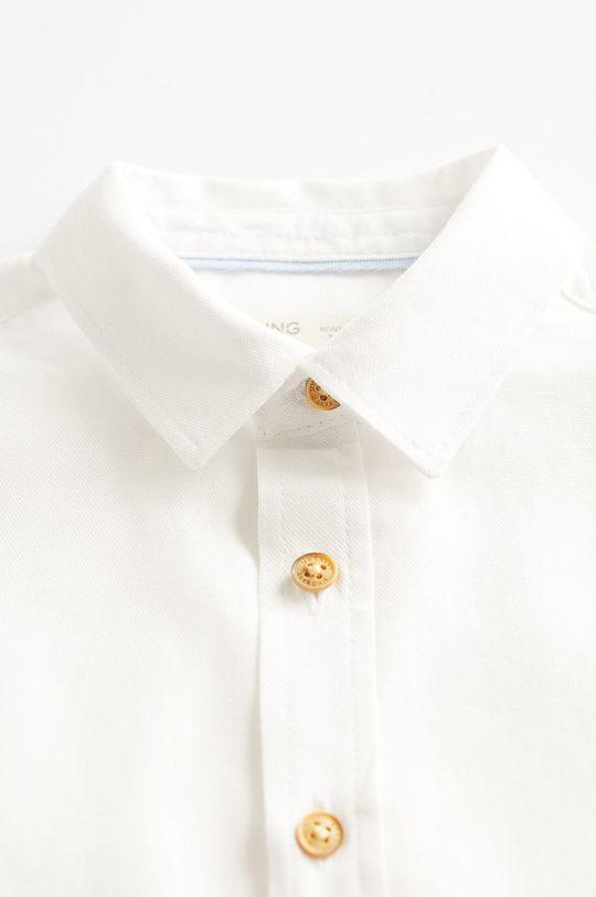 Mango Kids - Detská košeľa Oxford 80-104 cm  100% Bavlna