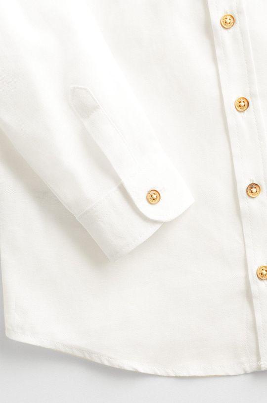 biela Mango Kids - Detská košeľa Oxford 80-104 cm