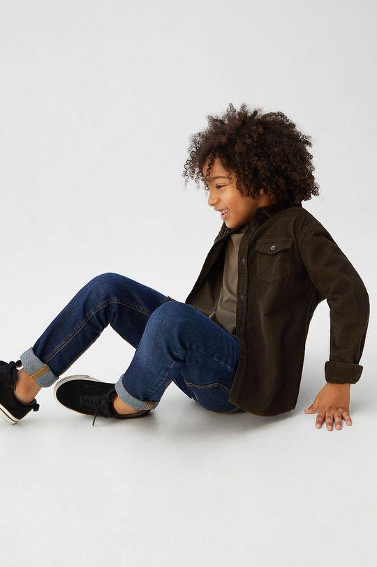 Mango Kids - Detská košeľa Mexx 110-164 cm  100% Bavlna