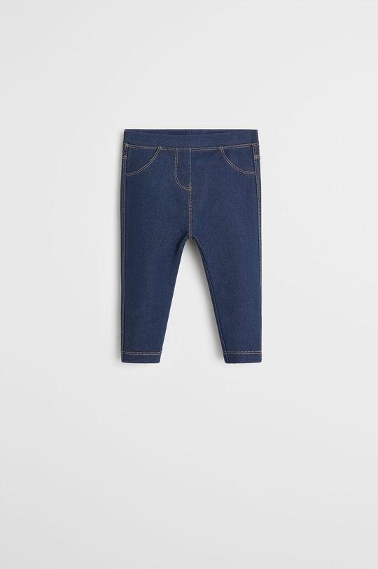 albastru Mango Kids - Leggins copii Marina 80-104 cm De fete