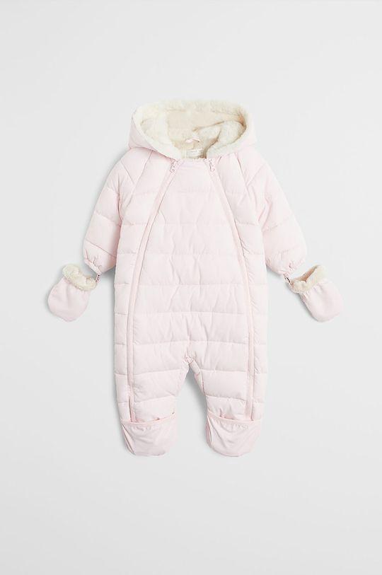 roz Mango Kids - Salopeta bebe Teddyl 62-80 cm De copii