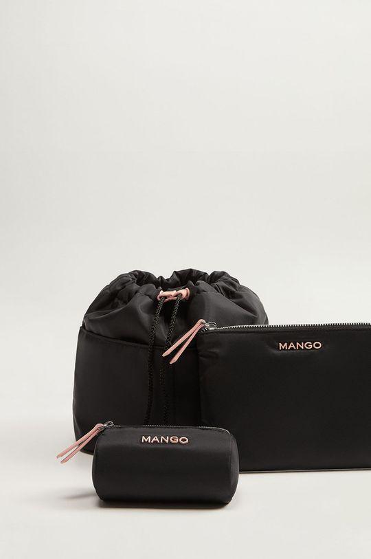 Mango - Organizer Tomas Captuseala: 100% Poliester   Materialul de baza: 100% Poliamida