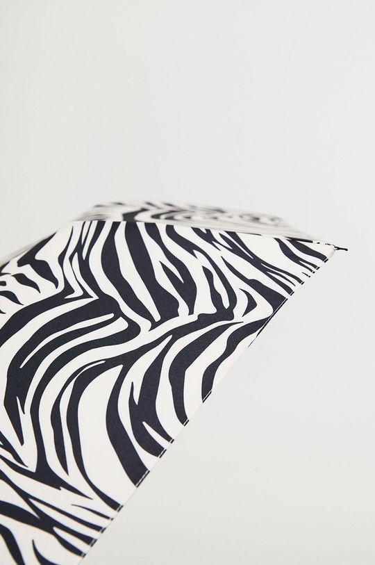 Mango - Umbrela Zebra  Material sintetic, Material textil