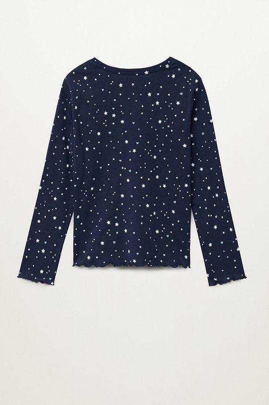 Mango Kids - Detské pyžamo Galaxy 116-164 cm  100% Organická bavlna