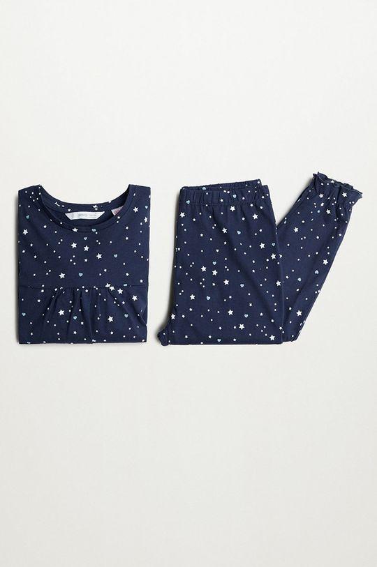 Mango Kids - Detské pyžamo Galaxy 116-164 cm Dievčenský