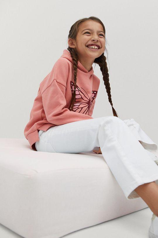 Mango Kids - Detská mikina BONI  100% Organická bavlna
