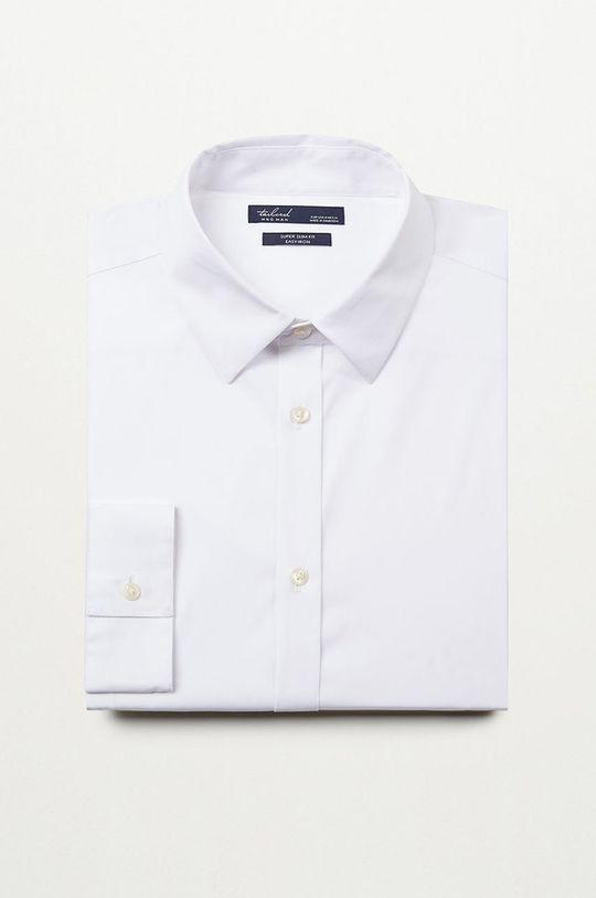 bílá Mango Man - Košile Emotion Pánský