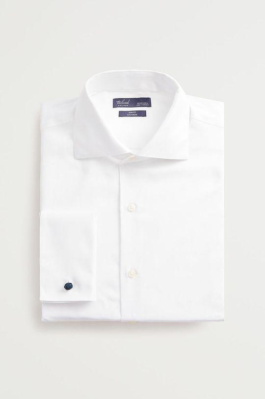bílá Mango Man - Košile Bruce Pánský