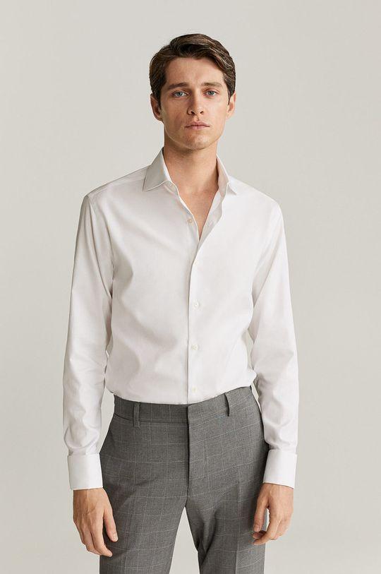 Mango Man - Košile Bruce bílá