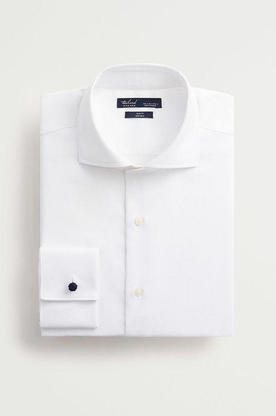 bílá Mango Man - Košile Angus Pánský