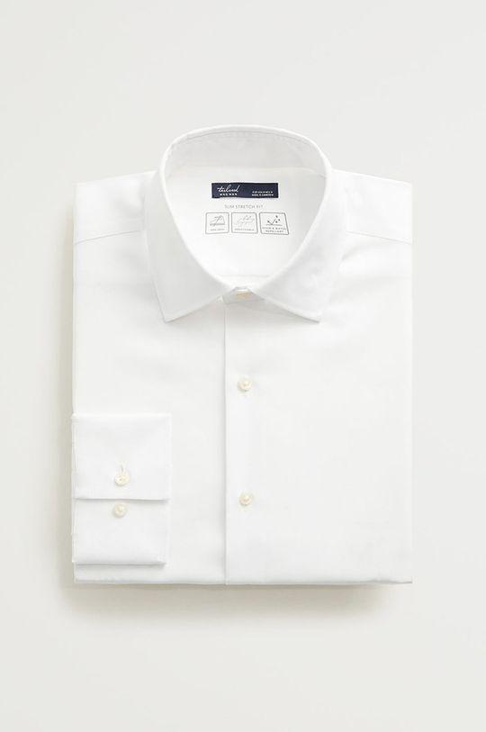 bílá Mango Man - Košile Turbine Pánský