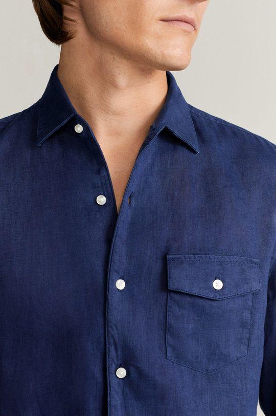 Mango Man - Bavlnená košeľa Talper