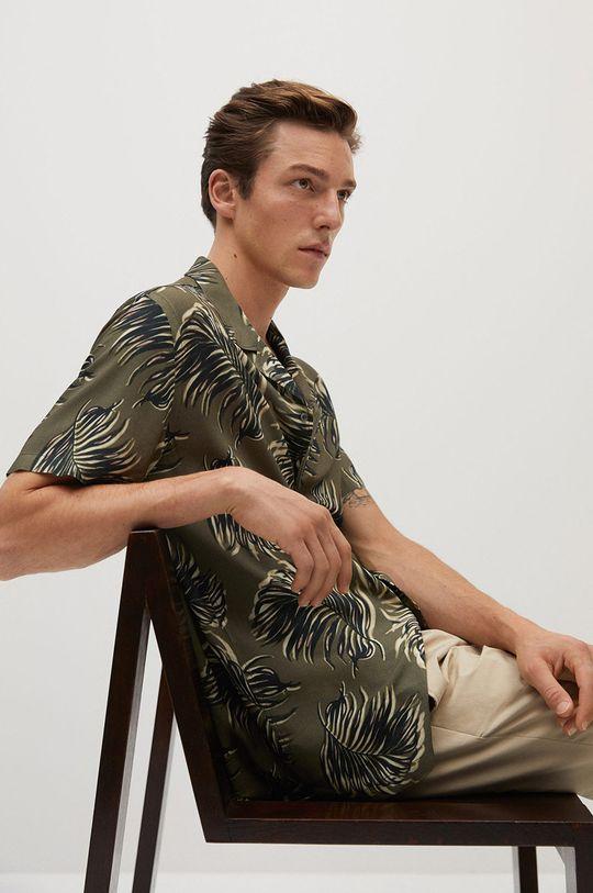 Mango Man - Košeľa Tole Pánsky