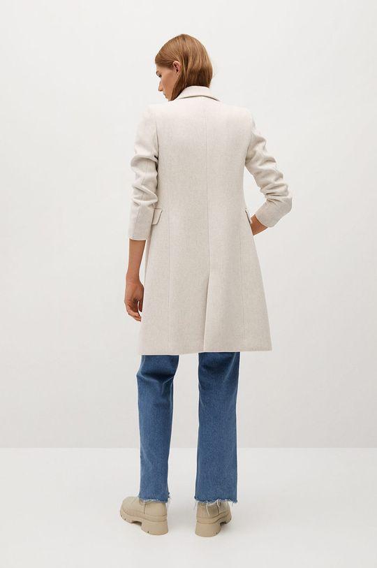 Mango - Kabát Dali  Podšívka: 100% Polyester Základná látka: 70% Polyester, 30% Vlna