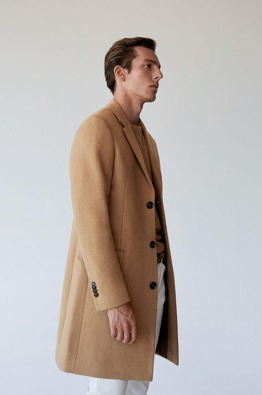 коричневий Mango Man - Пальто Arizona Чоловічий