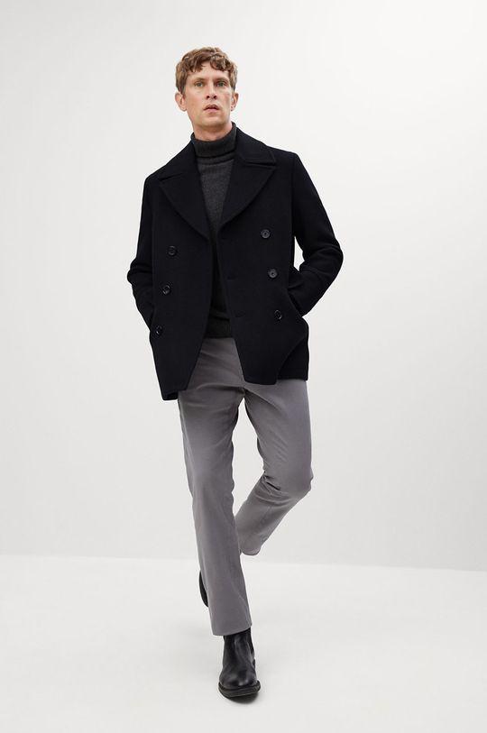 Mango Man - Kabát TINOF černá