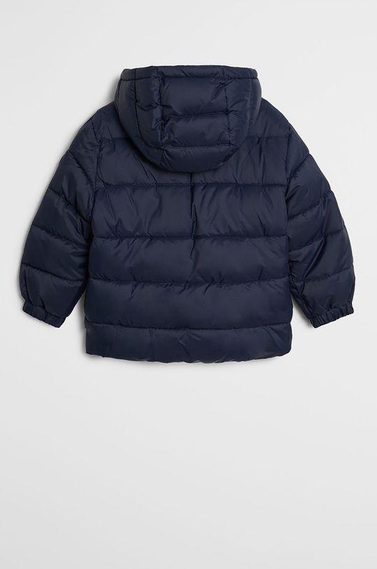 Mango Kids - Dětská bunda America7 110-164 cm námořnická modř