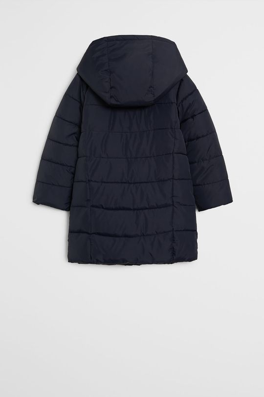 Mango Kids - Dětská bunda Alilong7 110-164 cm námořnická modř