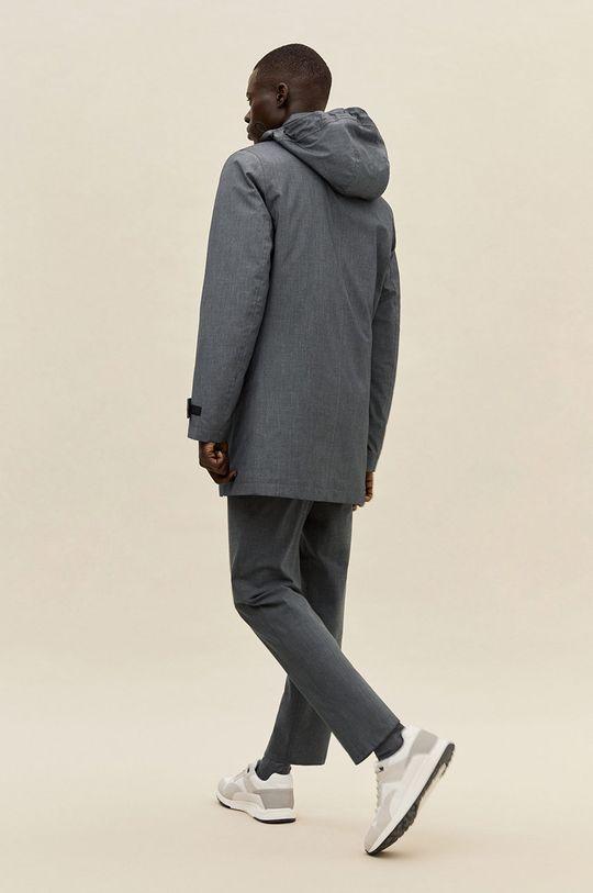Mango Man - Nepromokavá bunda Nolita  Materiál č. 1: 100% Polyester Materiál č. 2: 70% Polyester, 30% Viskóza