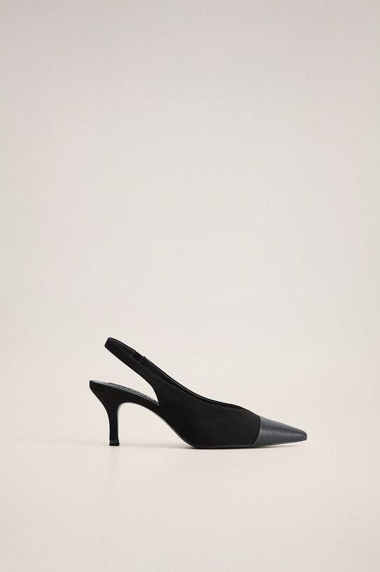 чорний Mango - Туфлі Spring Жіночий