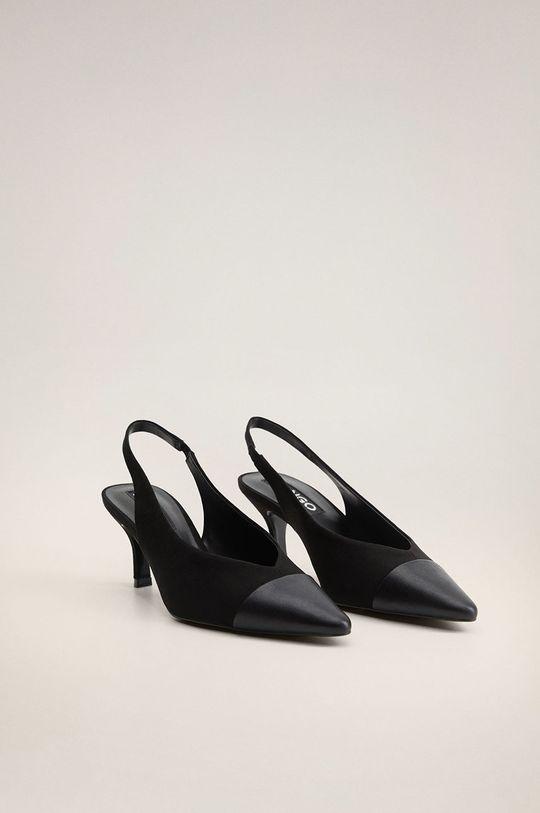 Mango - Туфлі Spring чорний