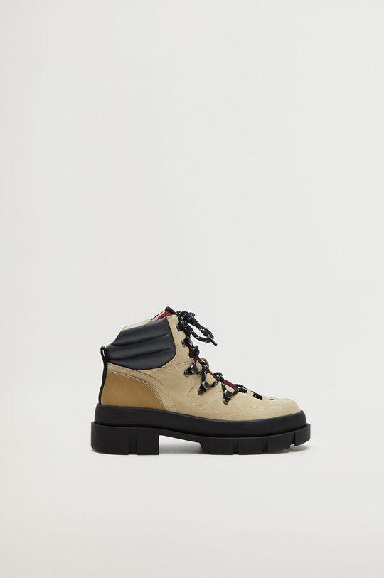 culoarea tenului Mango - Pantofi Hill De femei