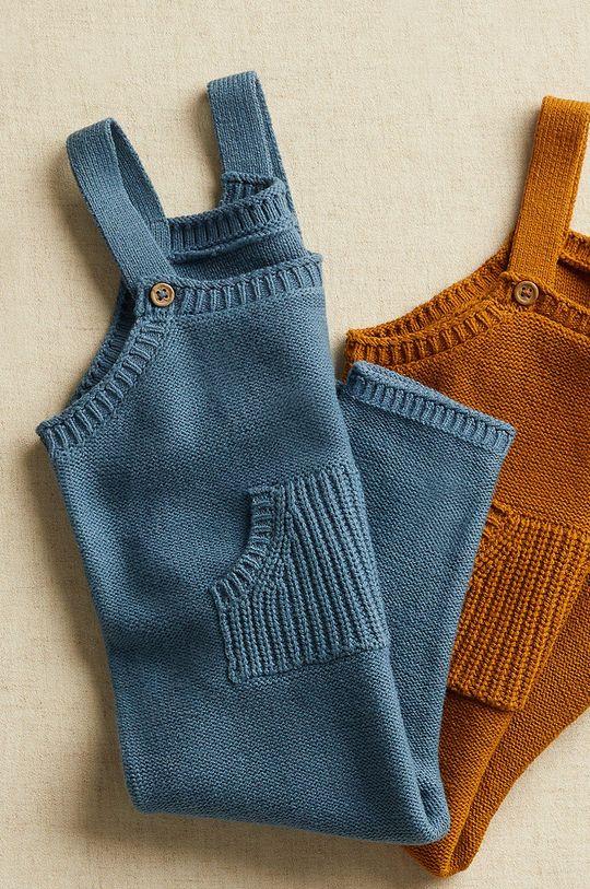 albastru Mango Kids - Costum bebe Lucky 62-74 cm
