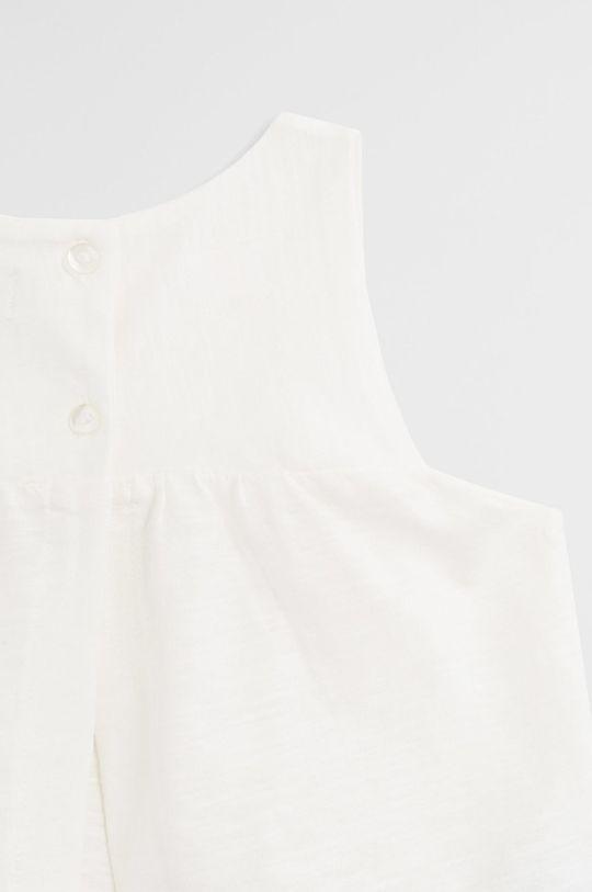 Mango Kids - Блузка для немовлят Leandra 62-80 cm  100% Органічна бавовна