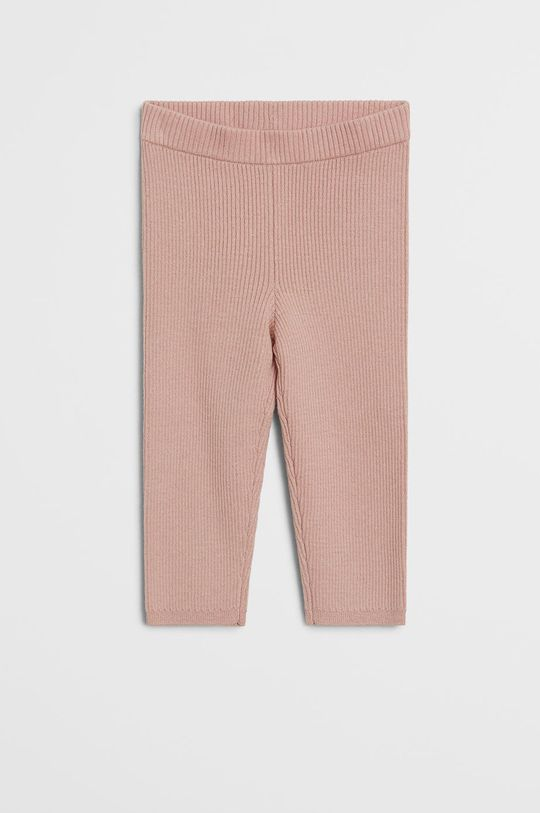 рожевий Mango Kids - Легінси для немовлят Panpany 62-80 cm Дитячий