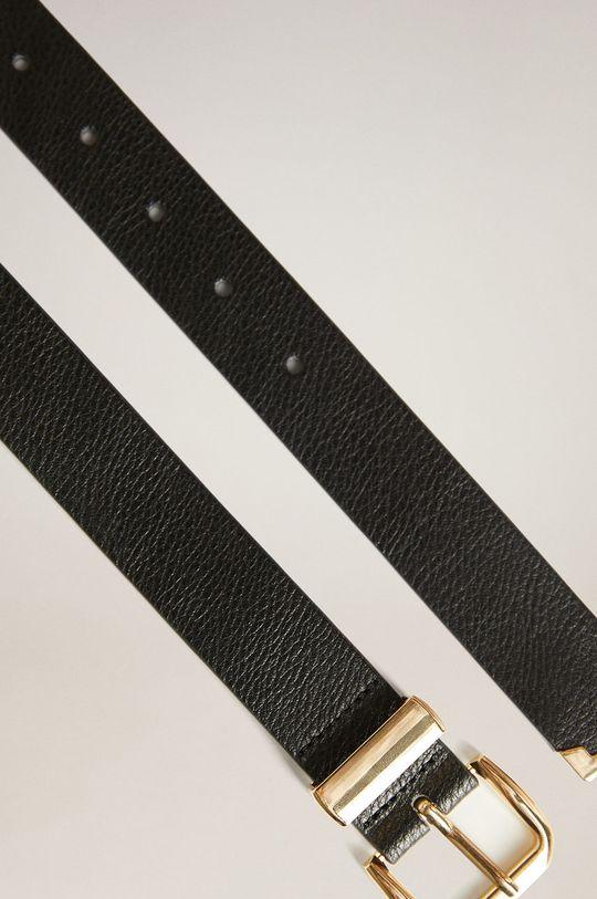 Mango - Pásek Mara černá
