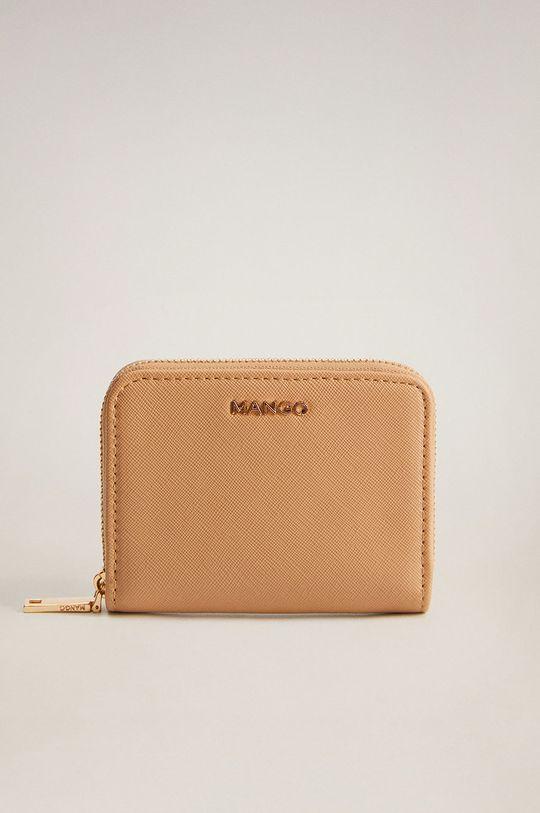 hnedá Mango - Peňaženka Bolan Dámsky
