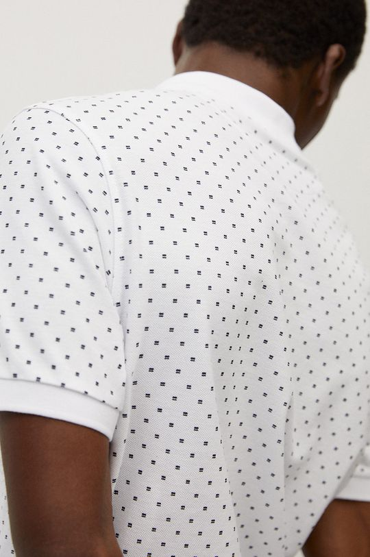 Mango Man - Polo tričko Dots Pánsky