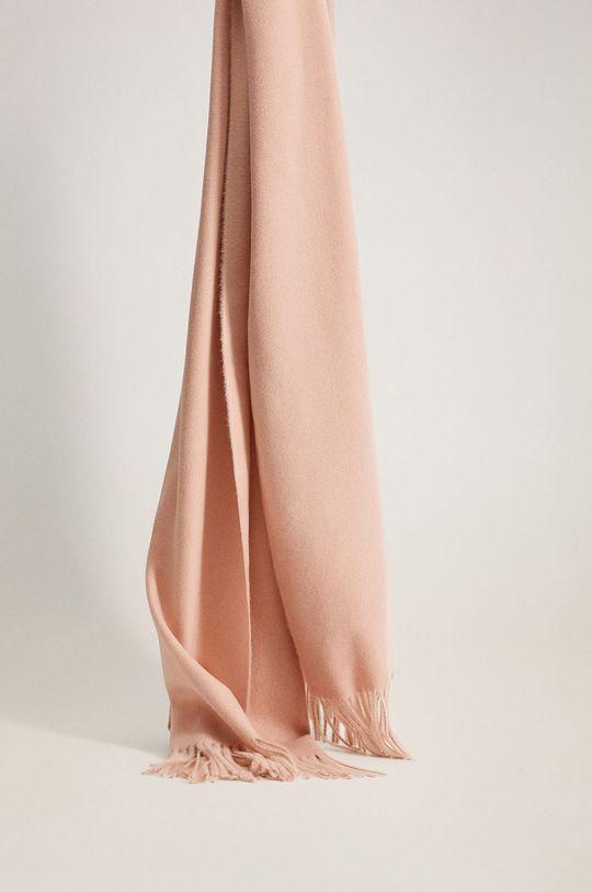 ružová Mango - Šál Sweet