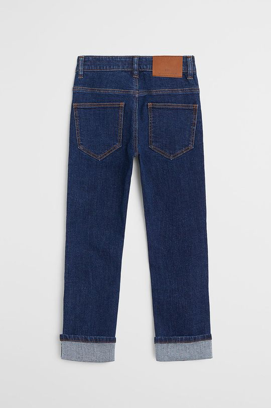 Mango Kids - Jeans copii Regular 110-164 cm mare