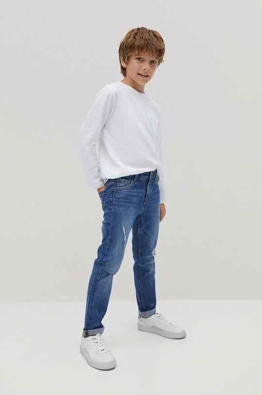Mango Kids - Detské rifle JIM modrá