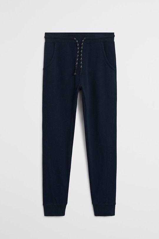bleumarin Mango Kids - Pantaloni copii Jumbo 110-164 cm De băieți