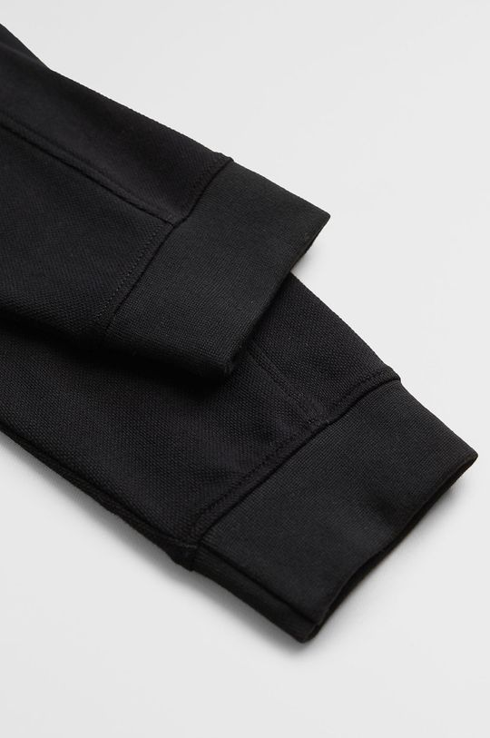 negru Mango Kids - Pantaloni copii Jumbo 110-164 cm