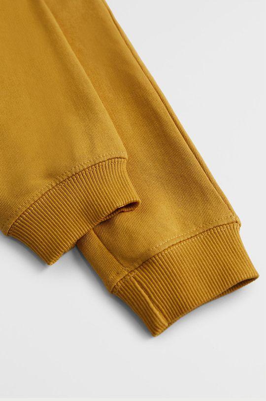 Mango Kids - Detské nohavice Mateo 80-104 cm Chlapčenský