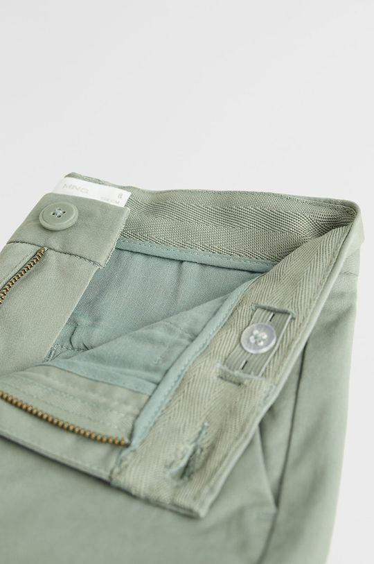 Mango Kids - Дитячі штани Piccolo 110-164 cm  Основний матеріал: 98% Бавовна, 2% Еластан Підкладка кишені: 35% Бавовна, 65% Поліестер